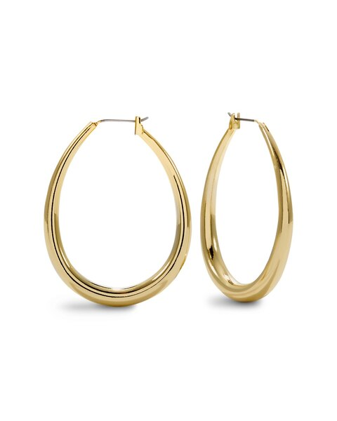 Cassandra Hoop Earrings