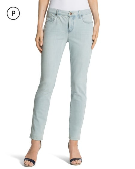 So Slimming Petite Girlfriend Venice Beach Ankle Jeans
