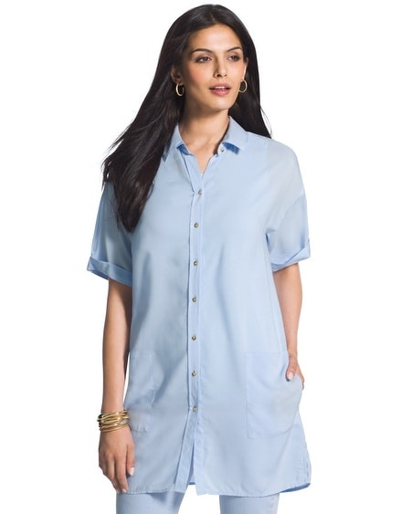Casual Style Sienna Button-Down Shirt