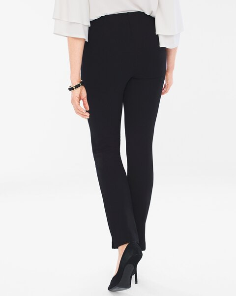 Juliet Ankle Pants In Black Chicos
