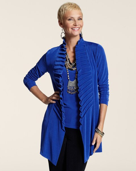 Princess Pleat Jacket