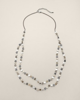 Asha Long Necklace