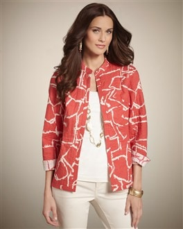 Butter Cotton Betsey Reversible Jacket