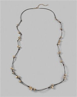 Ridley Long Necklace