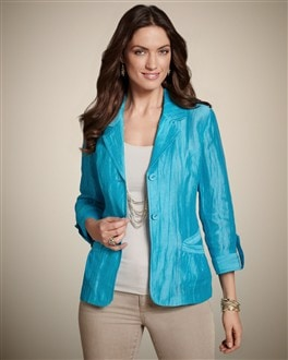 Loyal To Blue Elin Jacket