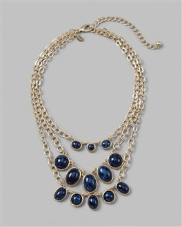 Sonia Multi-Strand Necklace
