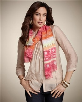Rocking Pacific Scarf
