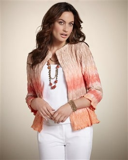 Sunset Ombre Adamma Jacket