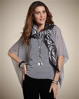 Photo Zebra Scarf