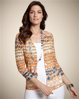 Tribal Elements Aztec Cardigan