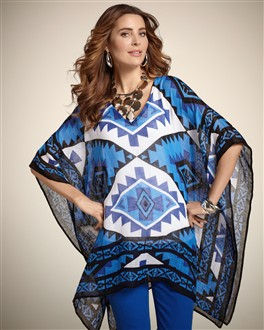 Crafted Coast Poncho