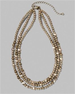 Joely Multi-Strand Necklace