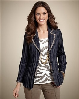Animal Trim Trudi Jacket