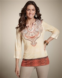 Ethnic Craft Sansia Top