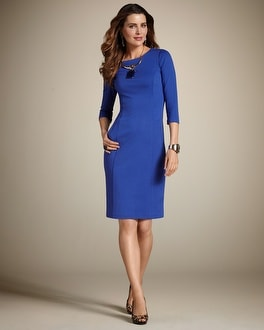 Paxton Ponte Dress