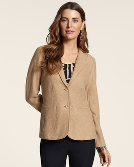 Arran Boiled Wool Coat