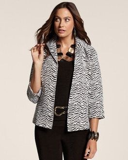 Travelers Collection Jacquard Devon Jacket