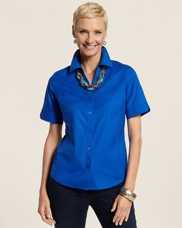 Effortless Cotton Elena Shirt