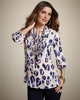 Bobcat Blues Rosalia III Top
