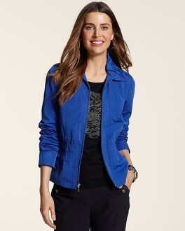 Zenergy Emmie Embossed Jacket