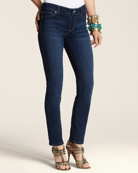 Platinum Denim Covetous Wash 5-Pocket Jeggings