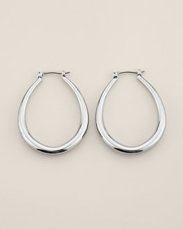 Cassandra Small Hoops