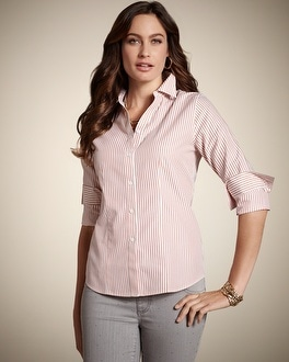 Kennedy Lurex Stripe Naya Shirt