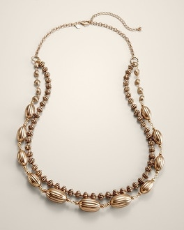 Ianna Long Necklace
