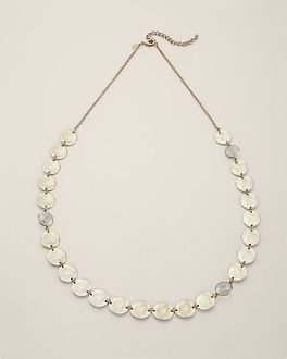 Christal Long Necklace