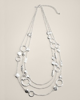 Jenita Multi-Strand Necklace
