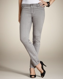 Platinum Denim Dazzle Jegging