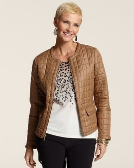 Zenergy Quilted Jacket
