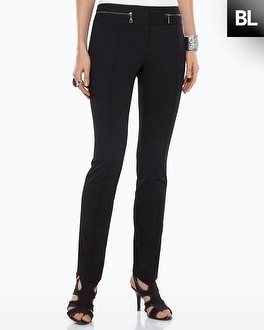 Black Label Slim Twill Pant