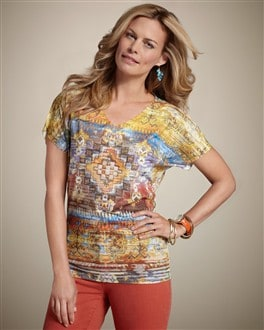 Native Passions Amalthea Top