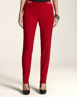 Luxe Stretch Ankle Trouser