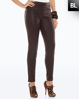 Black Label Ultra Suede Legging