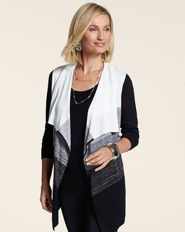 Travelers Collection Ombre Cardigan