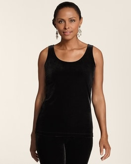 Travelers Collection Velvet Contemporary Tank