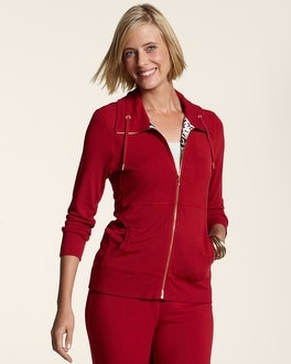 Zenergy Diane Zip Front Jacket