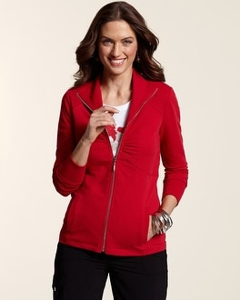Zenergy Tanya Fleece Jacket