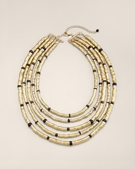 Lavonne Multi-Strand Necklace