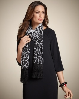 Cheetah Love Scarf