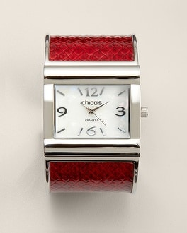 Redie Cuff Watch