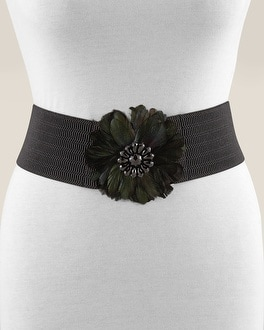 Fontana Feather Belt