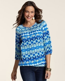 Nantucket Blues Nira Top