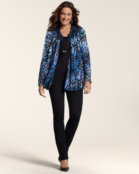 Butterfly Burnout Jacket