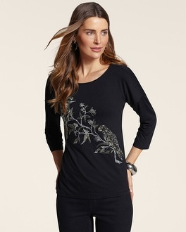 Whimsical Treat Aria Top