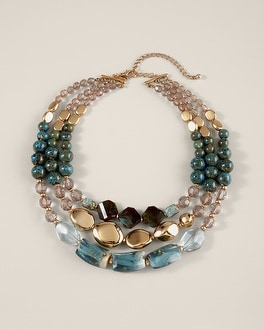 Zola Multi-Strand Necklace