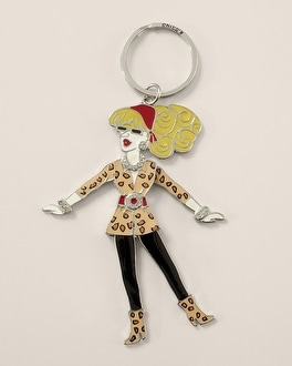 Jackie Key Chain
