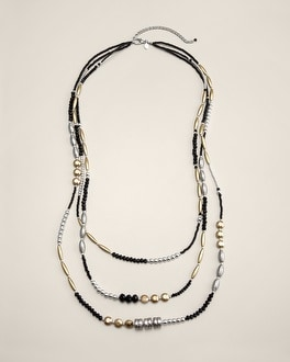 Elyse Multi-Strand Necklace
